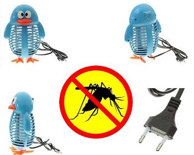 Lampara mata mosquitos - Lamparas anti insectos ...