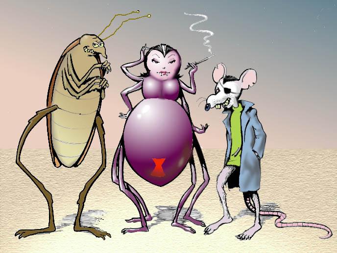 Remedios naturales contra diferentes plagas